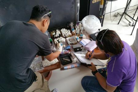 S'pore e-cigarette peddler who sold $100,000 worth of loot shut down