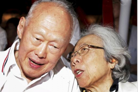 Find out where Mr Lee went after attending his wife's wake