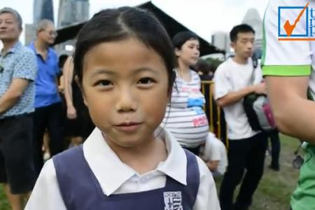 WATCH: What will you tell your children about Mr Lee Kuan Yew?