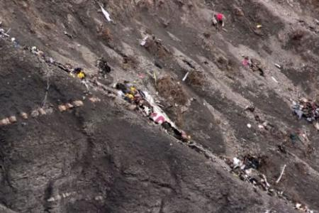 Passengers screamed for over 5mins before Germanwings plane crashed into mountain