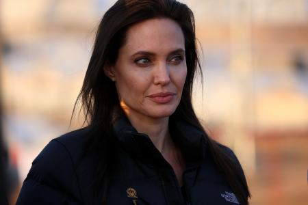 Angelina Jolie, 39, in forced menopause