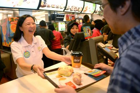 McDonald's to offer breakfast all-day in the US