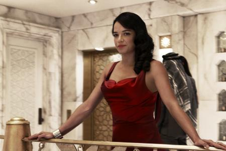Michelle Rodriguez: Dressed to kill