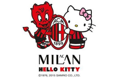 No April Fools' joke! AC Milan links up with... Hello Kitty?!