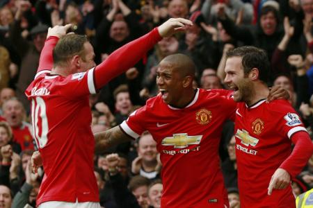 Young stars as United's resurgence continues
