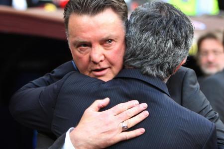 Master LVG needs to tame pupil Mourinho