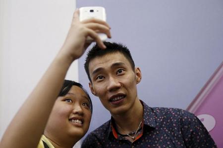 Malaysian shuttler Lee could play at SEA Games