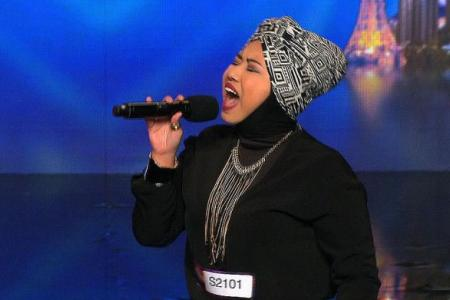 Reality TV singer Fathin Amira Zubir overcomes health woes to crack the semi-finals of Asia's Got Talent