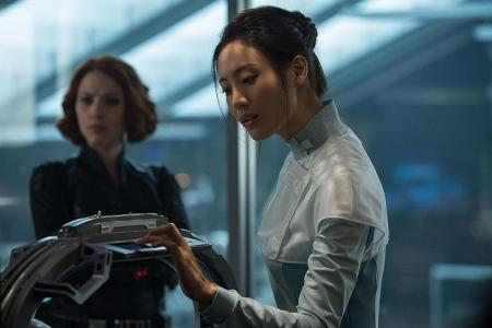 Fast five with Claudia Kim