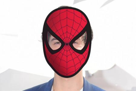 Is he the next Spider-Man?