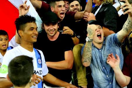 Safuwan's A-League dream is over