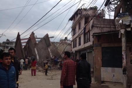 Nepal: A view from the ground
