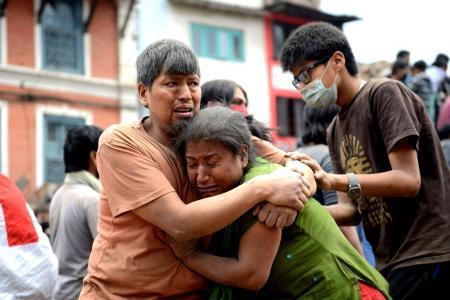 Nepal earthquake: Singapore Red Cross contributing $50,000