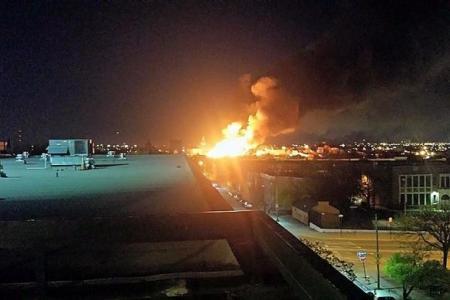 S'porean student in Baltimore: 'I saw city burning'