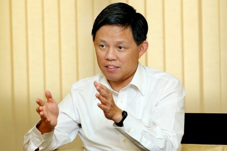 Good jobs, salaries for S'poreans still our priority, says new labour chief