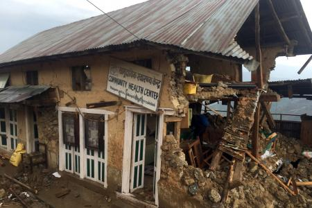 Mercy Relief chief: Nepal quake victims are 'indomitable'