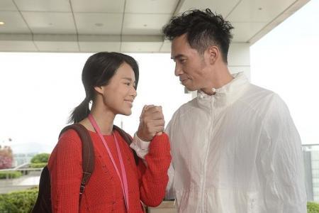 HK star Myolie Wu in love and looking radiant