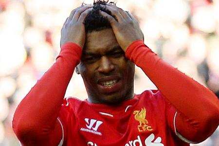 Liverpool's flop forwards lack firepower
