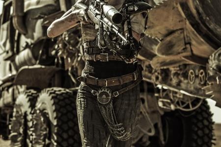 Movie Review: MAD MAX: FURY ROAD (NC16)