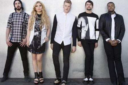 Pentatonix hit high note with Hollywood debut in Pitch Perfect 2