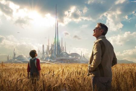 Movie Review: Tomorrowland