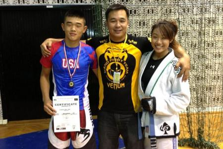 Angela Lee all set for MMA debut