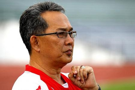 Azraai counting on big man Amamchi to rectify his dismal record against LionsXII