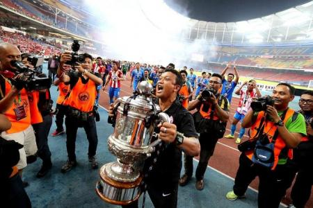 Fandi dedicates Cup win to late father and football fraternity