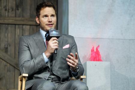 Jurassic World's Chris Pratt pre-apologises for offensive remarks
