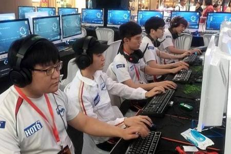 Korean Dota teams use S'pore to play due to its faster Internet speeds