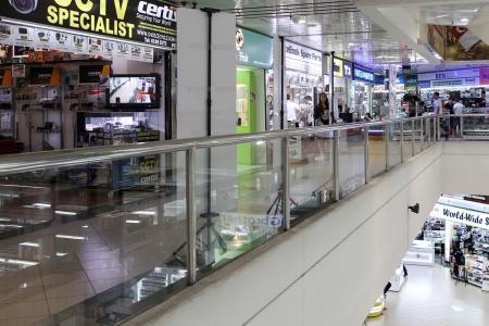 Sim Lim Square sees dwindling sales
