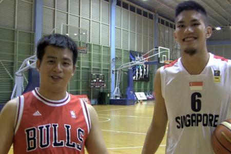 SEA Games Challenge: TNP takes on basketball