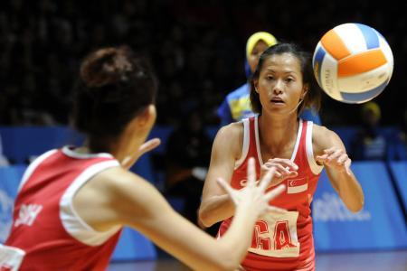 S'pore netballers trounce Myanmar 85-20