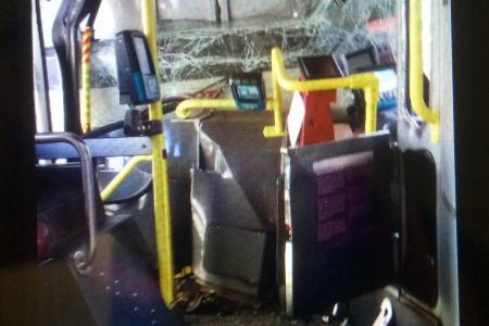 Fun outing to SEA Games ends in hospital for family after bus crash