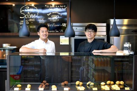 Gourmet brews among HDB blocks