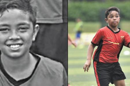 Sabah quake: Fandi's football academy pays tribute to student