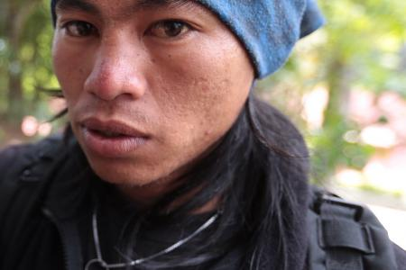Mountain guide who carried Peony down: My heart was feeling great pain that a young life had been lost