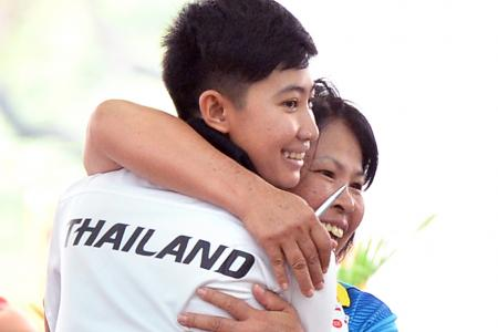Malaysian fight back for petanque glory