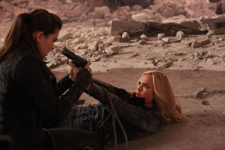 Movie Review: BARELY LETHAL (PG13)