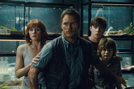 Win! Jurassic World movie premiums