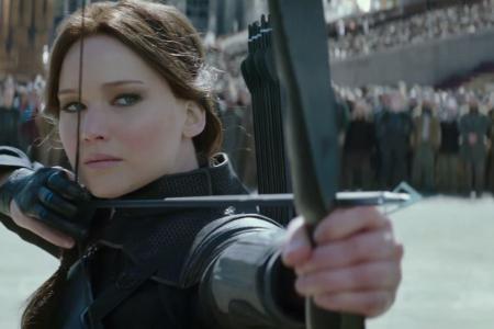 Mockingjay Part 2 trailer: Katniss declares war
