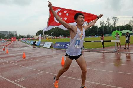 Young Lions turn to marathon champ Soh for inspiration