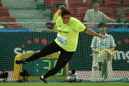 Discus gold secured, Subenrat eyes Olympic place