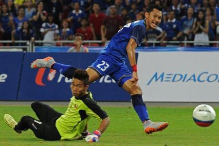 Thailand retain football gold