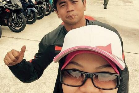 Parents of kids, 9 & 10, die in PIE motorbike crash