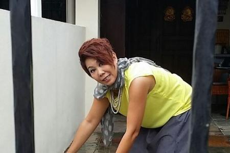 Irene Ang: My neighbours thought I was going to become a prostitute...