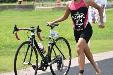 Triathlete erases SEA Games disappointment to finish fourth in Asian Under-23 c'ship