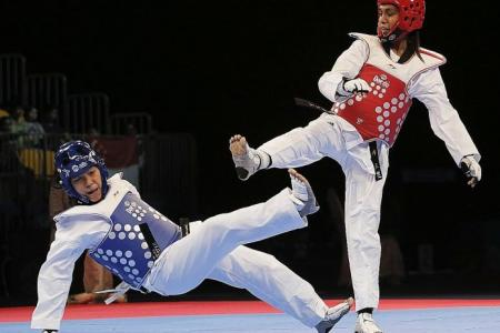 Young Luisa overcomes odds to net taekwondo silver for Timor Leste