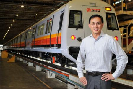 Meet the man who's making your train ride better