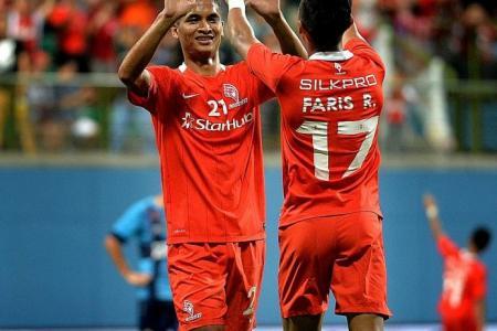 LionsXII show their intent with 3-1 win at Jalan Besar